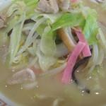 13122599 - さらっとしてるのに、クリーミーなスープです。優しいのにしっかりしたコクがあり、満足感のあるスープです。