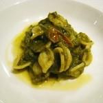 イル チエロ - 菜の花ソースのショートパスタ