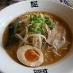おおぎやラーメン - 料理写真:得みそ¥695