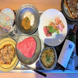 九州の味を食べに来てください。