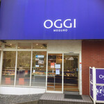 OGGI - 店舗外観