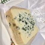 Fromagerie Alpage - 濃厚なブルーチーズですが口溶けが早くて余韻が案外軽いのが特徴です 美味しいとしか言い様がない