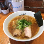 ShiNaChiKu亭 - 醤油ラーメン