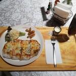 めぐる ゼロウェイストカフェ - 料理写真: