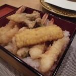 天ぷら 和 -