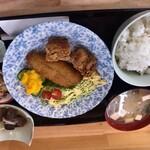 誠道ストア - 料理写真:日替わり