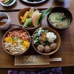 山口里の店 - 料理写真: