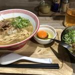 徳島ヌードル ぱどる - 料理写真: