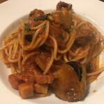 イタリア食堂 ガティーノ - メランザーニ