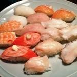 毘沙門天 - お寿司