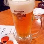 ぶっちぎり酒場 - 生ビール280円