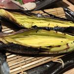 鯛之鯛 - ヤングコーンの素焼き