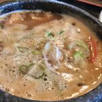 131251318 - 台湾つけ麺のつけ汁