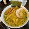 Kamechanshokudou - 料理写真:特製塩ワンタン麺  750円