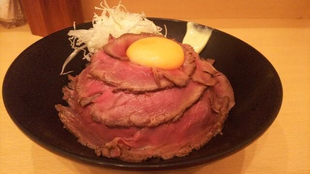the肉丼の店 吉祥寺店の料理の写真
