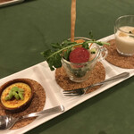 カンパーニャ - またある日の前菜