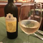 カンパーニャ - ある日の白ワイン