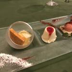 カンパーニャ - ある日のデザート