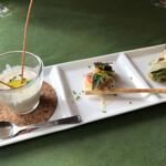 カンパーニャ - ある日の前菜