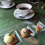 カンパーニャ - またある日のデザート