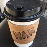 COFFEE STAND WAN -