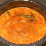 SION - 純豆腐チゲ
