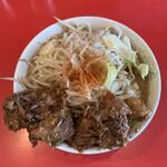 131255872 - ラーメン小(麺300g)