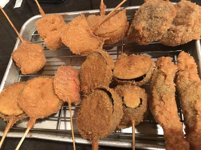 串ドラゴン 蔵前店の料理の写真