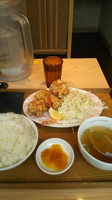 大阪王将 荏原中延店の料理の写真