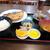 徳田屋 - 料理写真:あじ開き定食