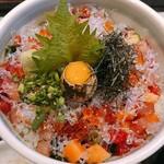 日本橋兜町 久治 - 海鮮まかない丼