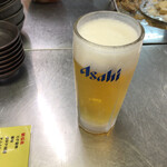 乃ノ家 - 生ビール