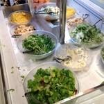 キッチンつばさ - サラダバー