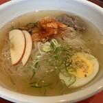 湖南亭 - 冷麺