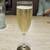 チーズとWINE - ドリンク写真:シャンパン