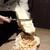 チーズとWINE - 料理写真:土○太鳳似の美人!