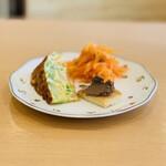 シャルドネ レストラン - 料理写真:前菜盛り
