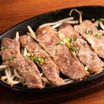 韓国食堂 あんず - カルビ焼き