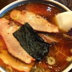 蓬来軒 - 900えん チャーシュー麺2012