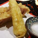 旬菜 甘の井 - 揚げ物