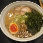 麺処 松。 - のうこく醤油ラーメン830円