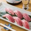 Maguroshirakawa - 料理写真:にぎりとろ6貫