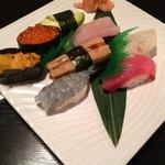 居酒屋まる - お寿司