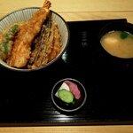 131290131 - 海鮮天丼