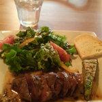 1313874 - ラム肉のランチ1,000円