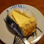 アルム珈琲店 - チーズケーキ