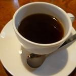 アルム珈琲店 - ブレンドコーヒー