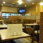 カフェモナリザ - こういう普通の喫茶店も少なくなりました