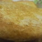 カフェモナリザ - 薄いトースト