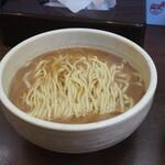 麺処 一笑 - らーめん850円